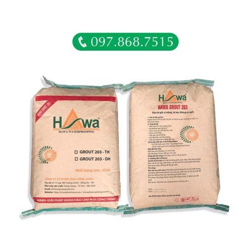 hawa grout-203