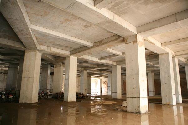 Sử dụng chống thấm cho tầng hầm ở Dự án Royal City