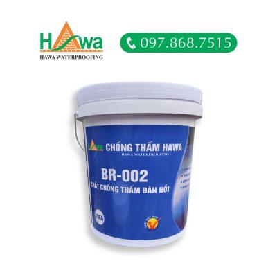 Sản phẩm BR-002 chống thấm cho sân thượng