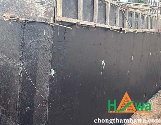 thi công chống thấm móng tại Bắc Ninh