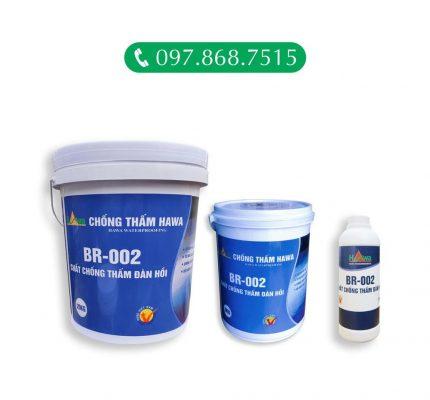 dung dịch chống thấm đàn hồi BR-002